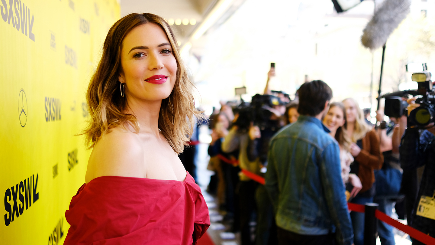 Mandy Moore attends