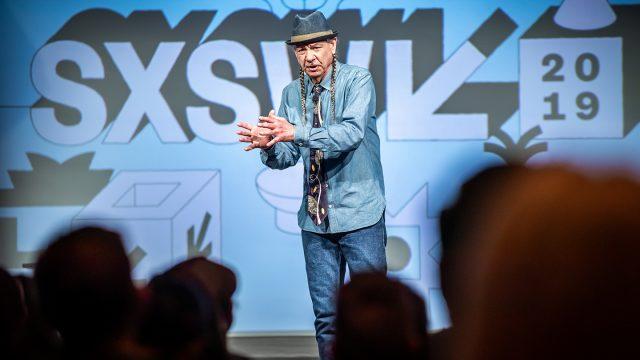 Steve DeAngelo – SXSW 2019 – Photo by Aaron Rogosin