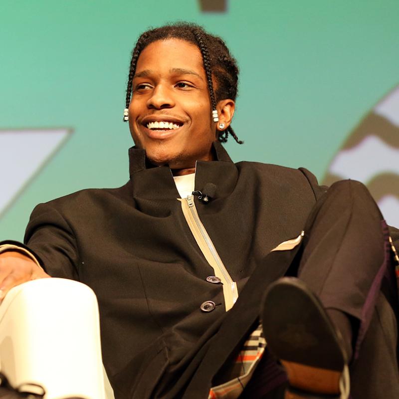 A$AP Rocky – SXSW 2019 – Photo by Diego Donamaria