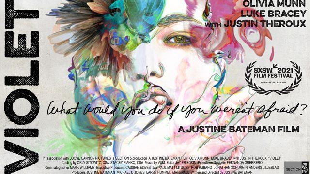 SXSW 2021 Online Film VOILET - credit Justine Bateman