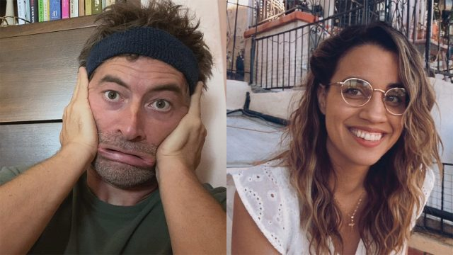 In Conversation with Mark Duplass and Natalie Morales - credit Jeremy Mackie, Will Dowsett-OTT