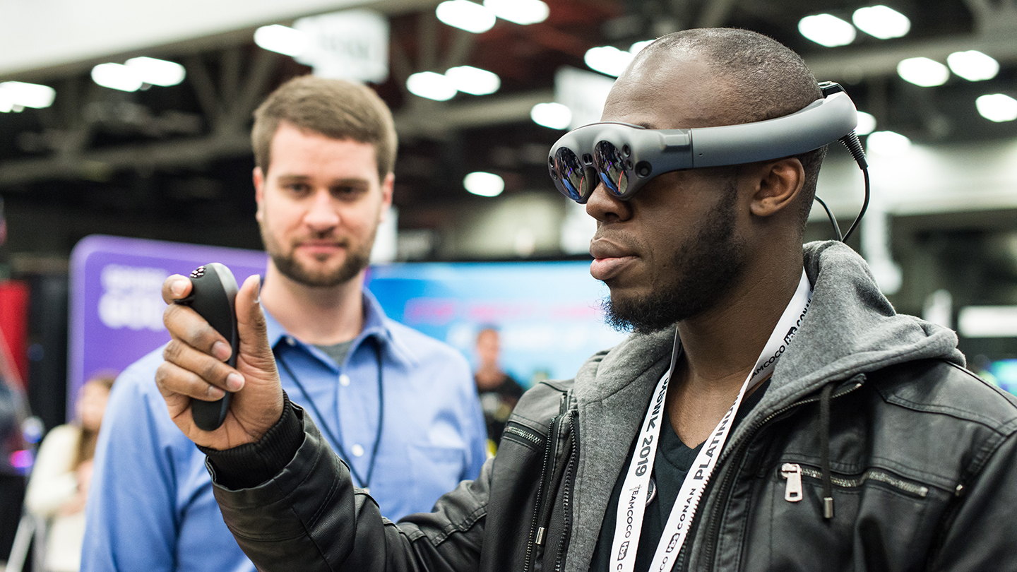 2019 SXSW Gaming Expo - XR Games