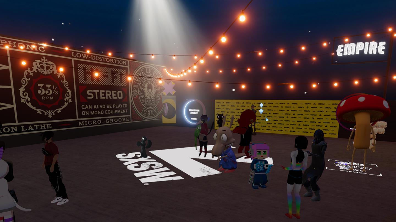 2021 SXSW Online VR World