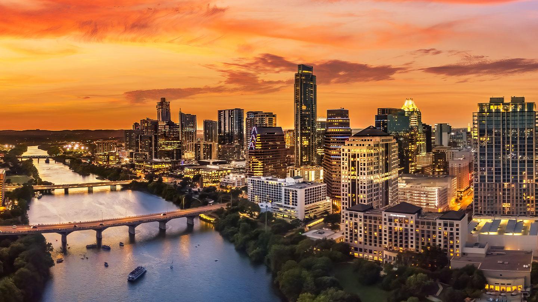 Austin skyline - Courtesy of Shutterstock